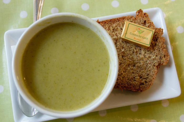 Bramboračka je klasickou českou polévkou
