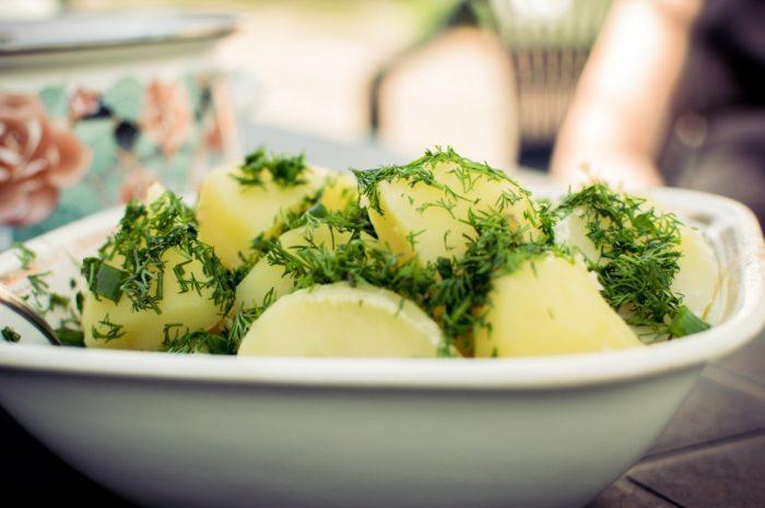 Koprová omáčka – Jednoduchý recept