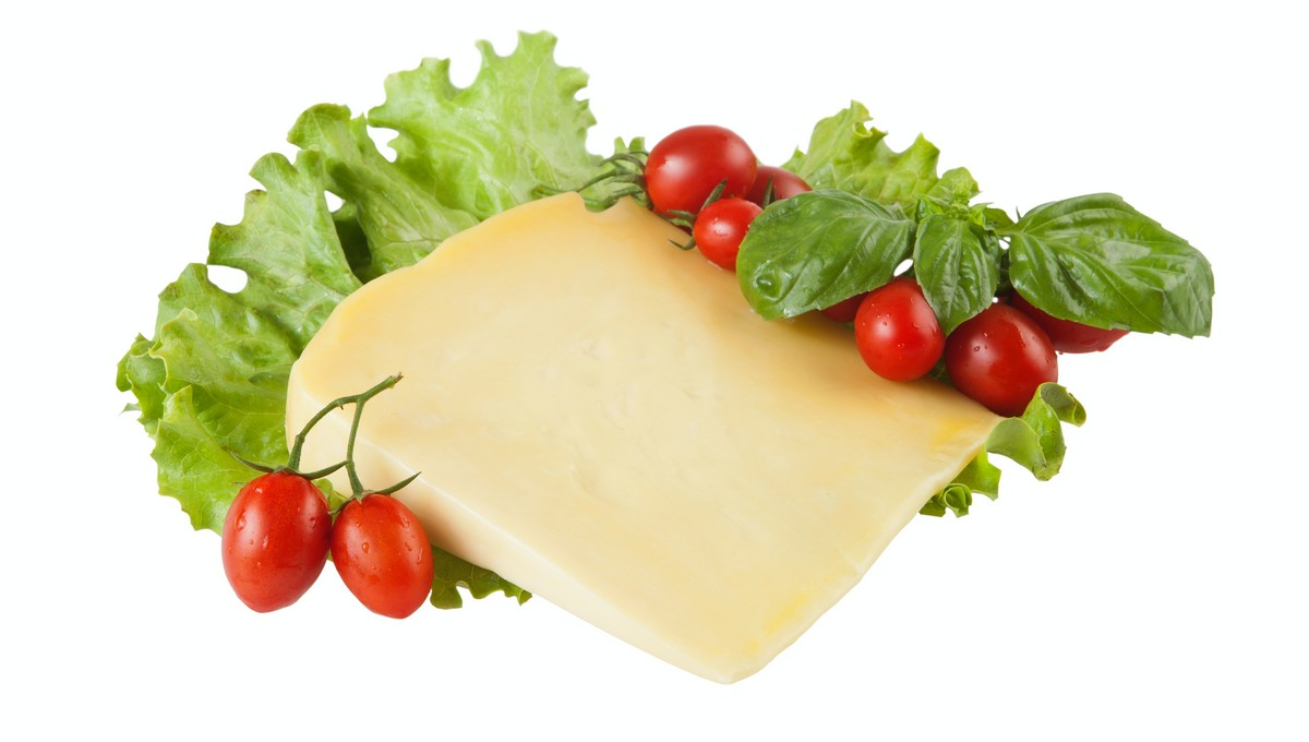 Sýr, ze kterého bude za chvíli smažený sýr.