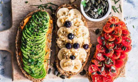 Zdravá a dobře vypadající svačinka, to jsou výhody veganství.